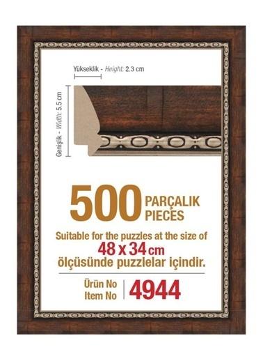 Heidi 500 Parçalık Puzzle Çerçevesi 48X34 Cm 4944-Educa